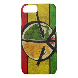 rasta reggae peace iPhone 7 case