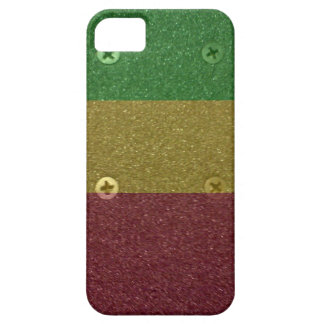 Rasta Skateboard Griptape iPhone 5 Covers