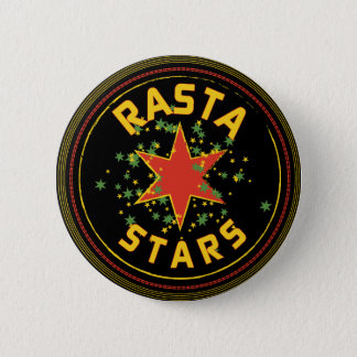 Rasta Stars Button
