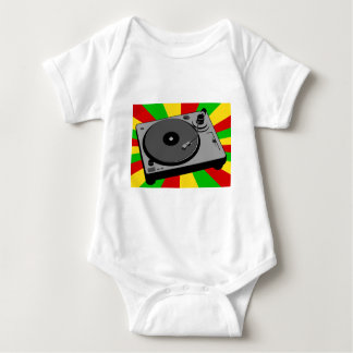 Rasta Turntable T-shirt