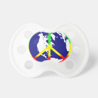 Rasta World Peace Pacifier