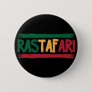 Rastafari 2 Inch Round Button