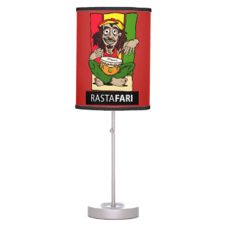 Rastafari Abajur Table Lamp