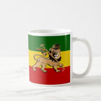 Rastafari Bob Marley Religion Mug Tea Cup