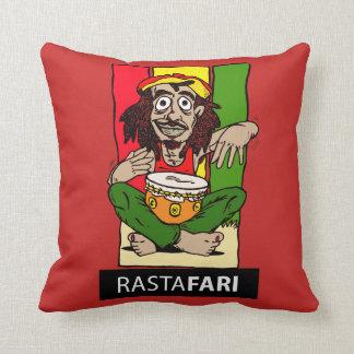 Rastafari cushion