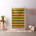 RASTAFARI FLAG COLORS + your ideas Fabric