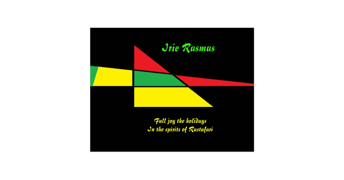Rastafari greeting cards irie rasmas rastafari greeting cards irie rastafari greeting cards irie rasmas rastafari greeting cards irie rasmas postcard zazzle m4hsunfo