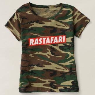 Rastafari - Jah Army - Blessed Love - Queen shirt