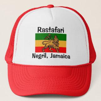 Rastafari Negril, Jamaica Trucker Hat