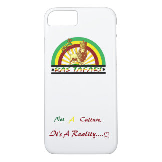 Rastafari, Not a Culture iPhone 7 case