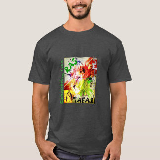 Rastafari Selassie Lion of Judah T-Shirt