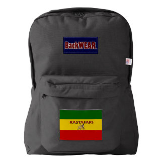 Rastafarian Flag Modern Designer backpacks Sale