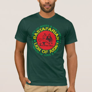 Rastafarian Life T-Shirt