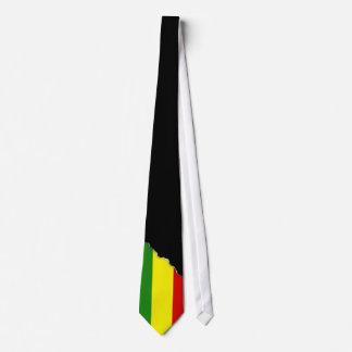 Rastafarian Pride Flag Tie