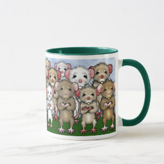 Rat Bunch Coffee Tea Mug