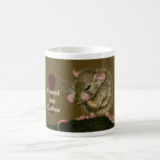 Rat I need my Coffee Mug