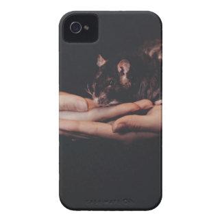 Rat in hand... Case-Mate iPhone 4 cases