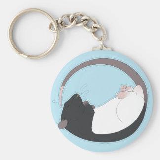 Rat Keychain M01-C01-V01