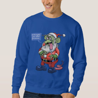 Rat Kringle Sweatshirt