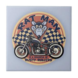 Rat Man Roadful Tiles