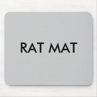 RAT MAT MOUSE PAD
