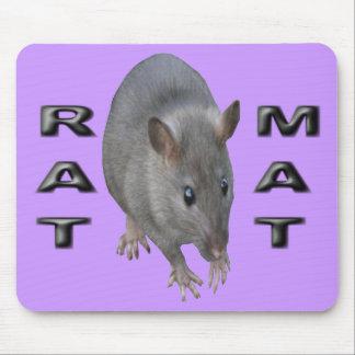 Rat Mat Mousepad