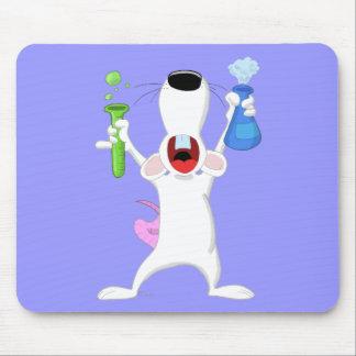 Rat Mousepad de laboratoire de tube à essai Tapis De Souris