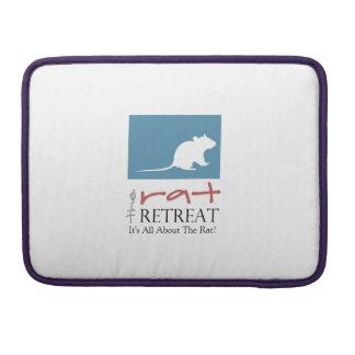 "Rat Retreat Macbook Pro Laptop Sleeve 13"" Sleeve For MacBooks"