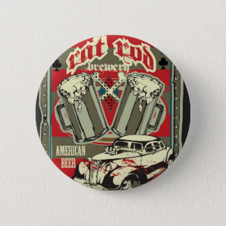 Rat Rod Brewery Button