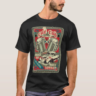 Rat Rod Brewery T Shirt