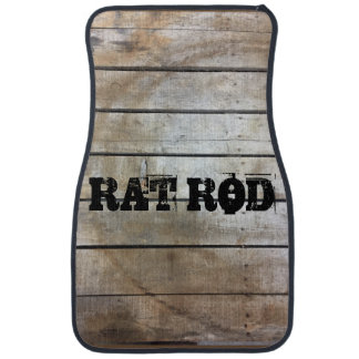 Rat Rod car mats