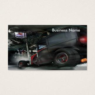 Rat Rodder Business Card