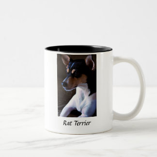 Rat Terrier 2 Mug