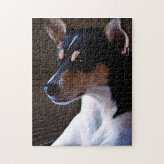 Rat Terrier Jigsaw Puzzle