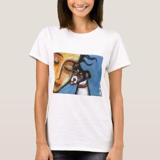 Rat Terrier kiss T-Shirt