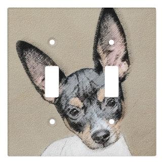 Rat Terrier Light Switch Cover