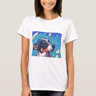 Rat Terrier Pop Art T-Shirt