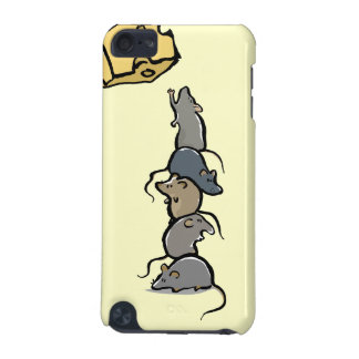rat tower iPod touch (5th generation) cases