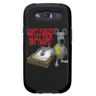 Rat Traps Galaxy SIII Covers
