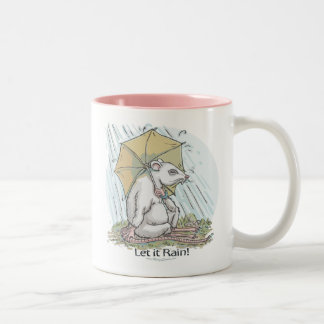 Rat Under Umbrella Mug