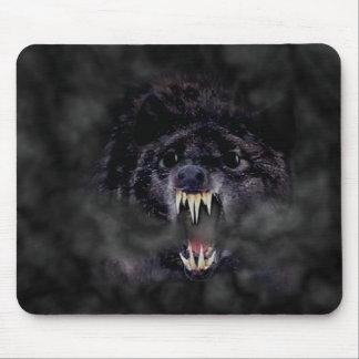 Rat-Wolf Monster mousepad