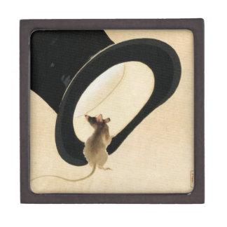 Rat Year 2020 Born in Rat Year Birthday 2 Premium Jewelry Boxes