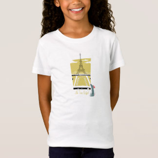 "Ratatouille ""La Tour Eiffel"" Eiffel Tower vitage T-Shirt"