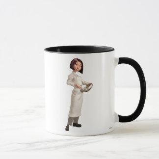 Ratatouille's Colette Chef Disney Mug