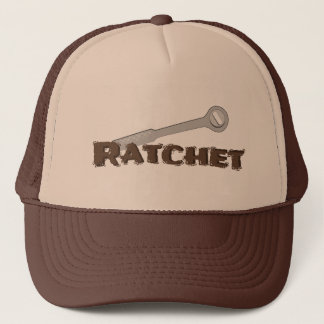 Ratchet Trucker Hat