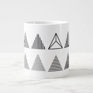 rate triangles large coffee mug
