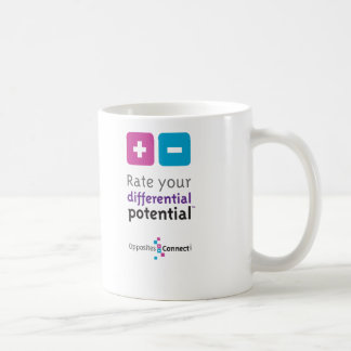 Rate Your Differential Potential Coffee Mug