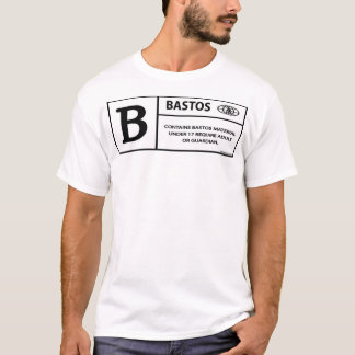 Rated bastos T-Shirt