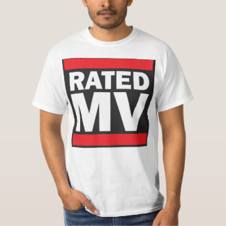 Rated MV T-Shirt