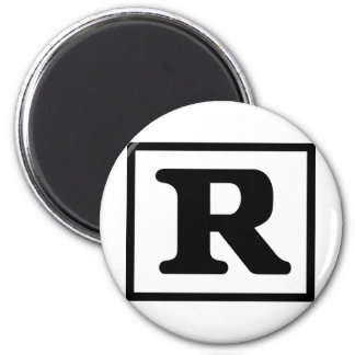 Rated R Magnet